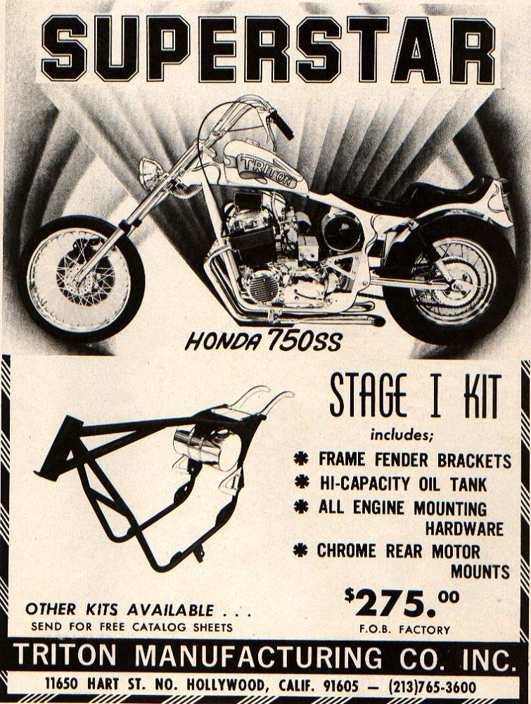 Hondachopper.com Garage